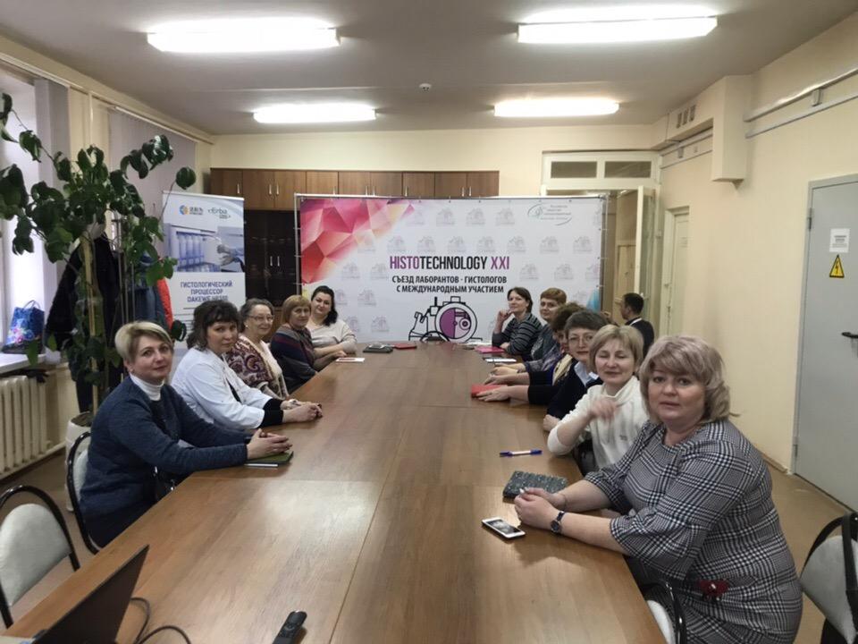 Провели школу-семинар в ГУЗ ТО «Тульская областная клиническая больница»